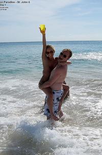 Nude On The Beach-06