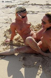 Nude On The Beach-10