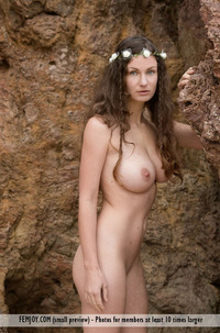 Busty Model Susann Teases