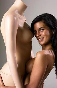 The Sexy Mirta Posing Naked-10