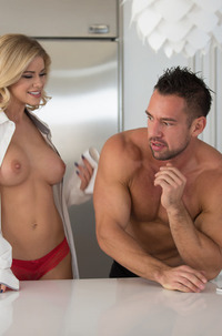 Jessa Rhodes Sucking Good Big Cock