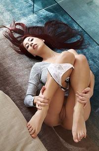 Czech Redhead Teen Paula Shy