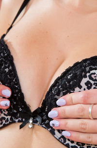 Sexy Katty Diamond All Sweaty And Horny