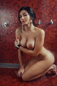 Busty Playboy Babes Take Sexy Showers