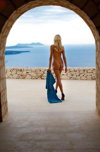 German Playboy Hottie Delfina Aziri