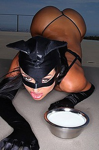 Hungry Naked Catwoman-01