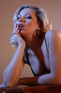 Amazing czech blonde model Jenni Gregg-05