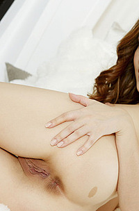 Cassie Laine Undresses Herself For You To Get Up Close And Personal