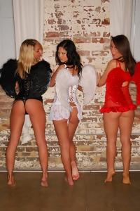 3 Fallen Angels