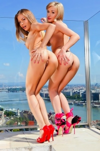 Amazing Assed Lesbian Cuties