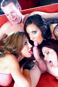 Amy Brooke Foursome