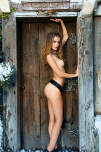 Roos Van Montfort Nude Playboy