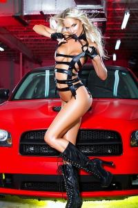 This Supermodel Andrea Jarova Comes From Slovakia