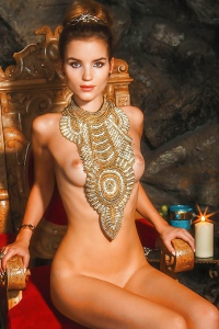 Roos Van Montfort Is A Princess In Shining Armor