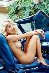 Amazing Blonde Dani Mathers Playboy Babe