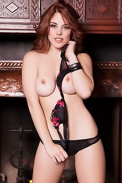 Cybergirl Molly Stewart