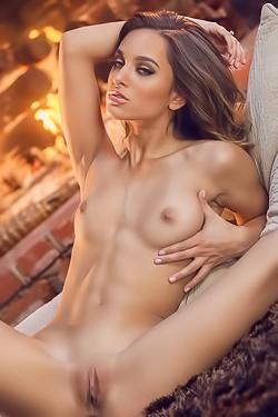 Uma Jolie Gets Horny