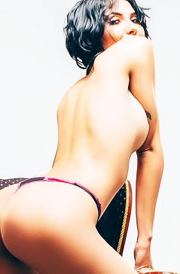Natali Leon Sexy Ass