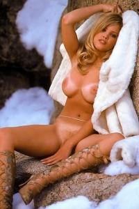 Jami Ferrell beauty nude in white