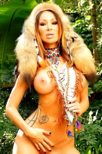Nude indian girl Sandee Westgate