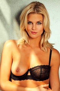 Hunter McCloud sexy nude babe