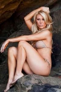Gretchen Rossi Showing Off Her Bikini Body