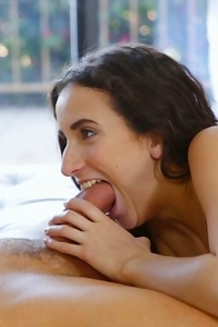 Belle Knox Tip Of The Tongue