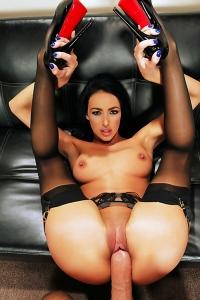 Breanne Benson Sexy Secretary Porn Pic Gallery