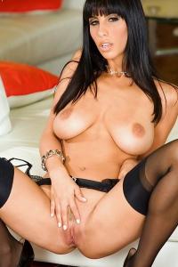 Big Titted Pornstar Jaime Hammer Amazing Hot Stockings