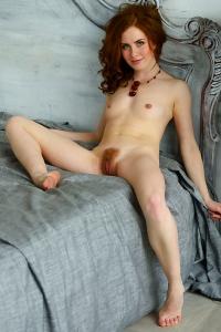 Naked Redhead Adele