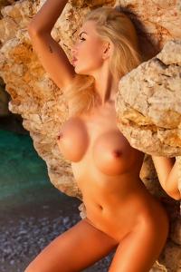 Gorgeous Blonde Brigitta Porn Pic Gallery