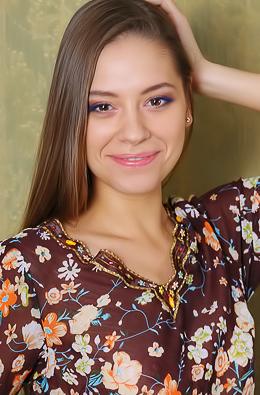 Young Teen Girl Cassandra