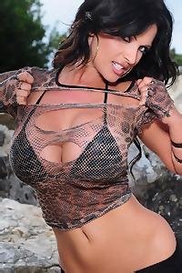 Wild Denise Milani
