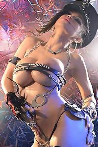Cyber Vixen Armie