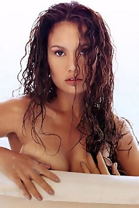 Tia Carrere Caught Nude